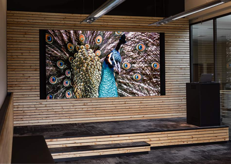 Professionelle LED-Screens & LED-Walls - VST GmbH - Saalfeld